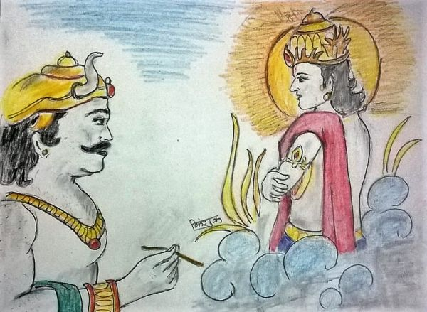 Devtaon Ka Abhiman