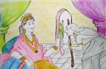 Manthara Ke Katu Vachan (मंथरा के कटु वचन)