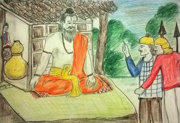 Mandavya Rishi Ki Katha