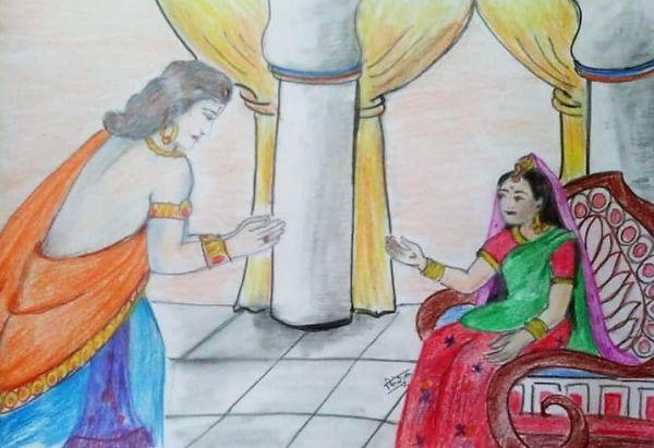 Ram Aur Van Gaman Aadesh (राम और वन गमन आदेश)