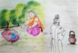 Kripa, Kripi Aur Drona Ka Janm (कृपा, कृपी और द्रोण का जन्म)