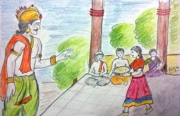 Rajmata Ahilya Bai (राजमाता अहिल्या बाई)