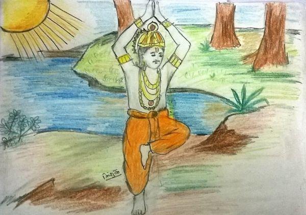 Raja Samvaran Aur Tapati