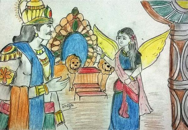 Raja Bhoj Aur Vikramaditya Ka Singhasan