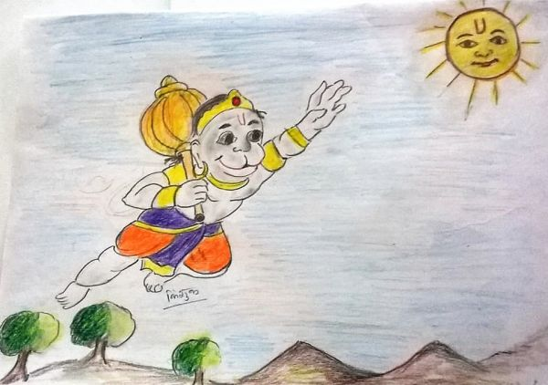 Anjaney Se Hanuman Part-1