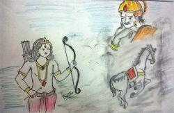 Raja Dileep Ka Ashwamegh