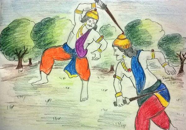 Bhishma, Chitrangad Aur Vichitraveerya
