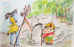 Ganesh Chaturthi Ki Katha (गणेश चतुर्थी की कथा)