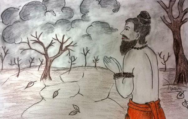 Maharshi Vishwamitra Ki Bhookh