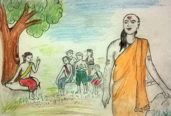 Chankya Aur Chandragupt Part-1