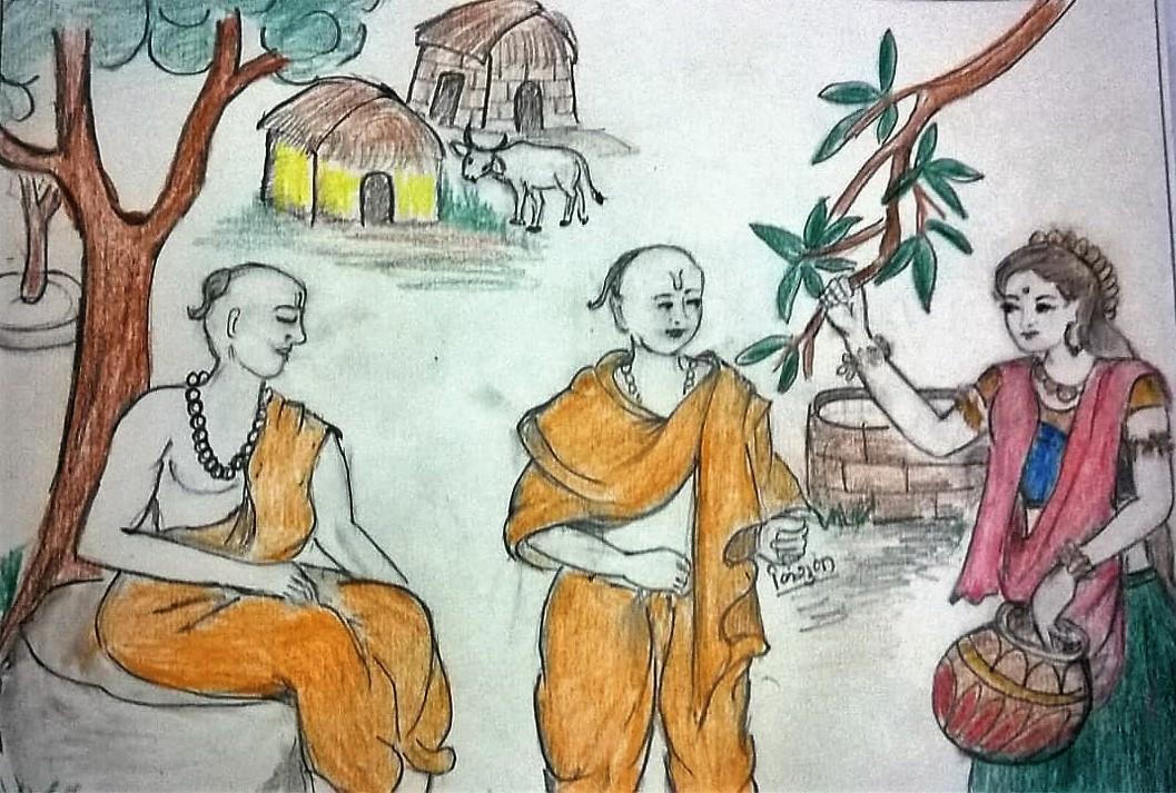 Maharshi Shaunak Aur Haarit