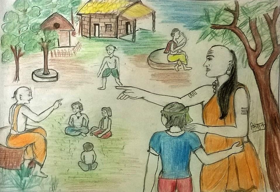 Chankya Aur Chandragupt Part-2