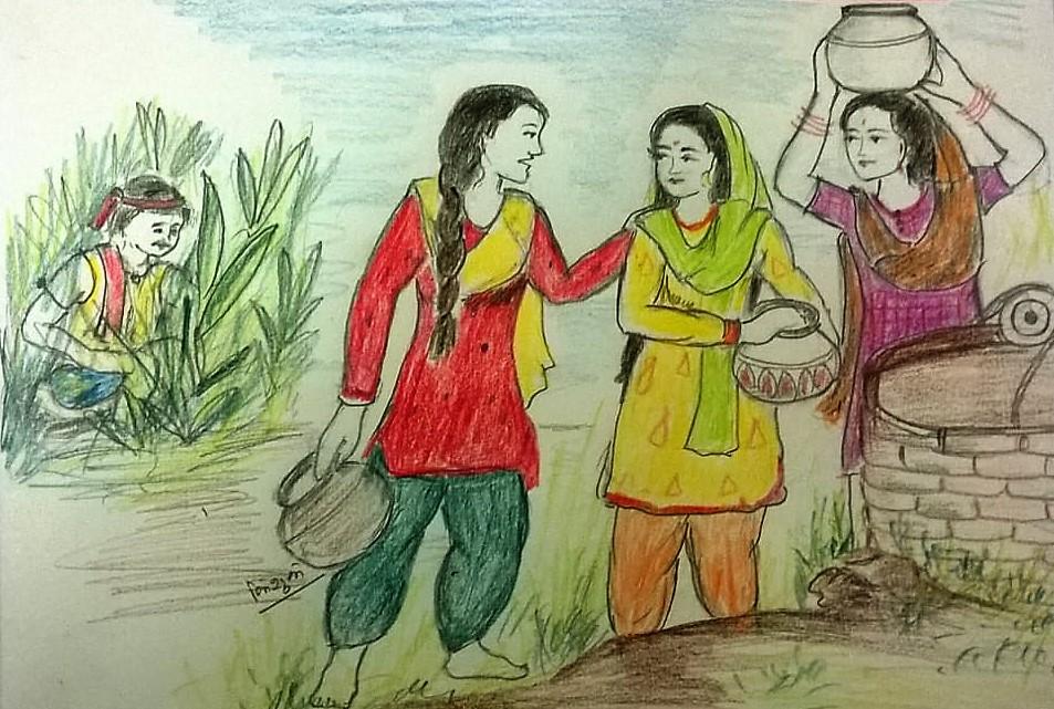 Simran Ki Chaturai