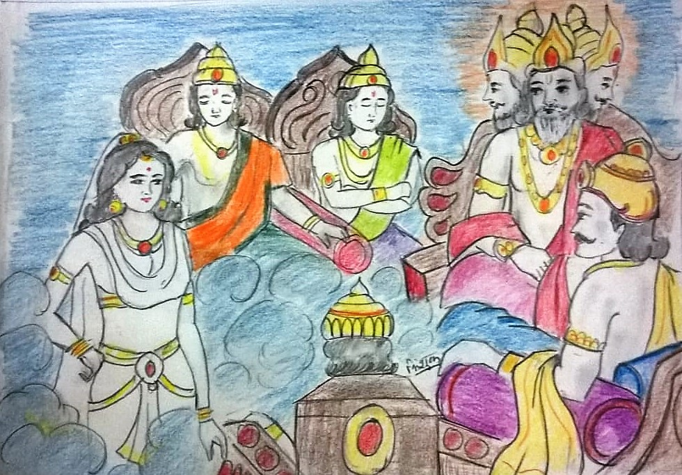 Raja Shantanu Aur Ganga