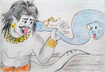 Indra Aur Vritrasur Part-2 (इंद्र और व्रित्रसुर भाग -2)