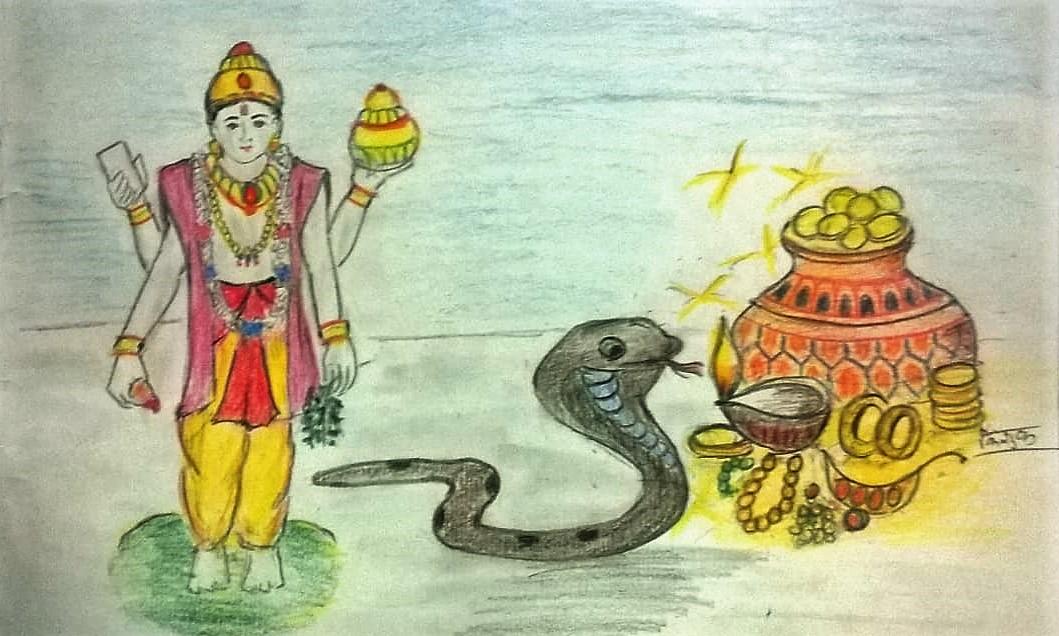 Dhan Treyodashi (धन त्रयोदशी )