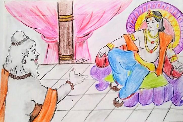 Indra Aur Vritrasur Part-1 (इंद्र और व्रित्रसुर भाग -1)