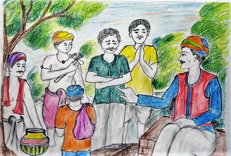 Jhooth Ko Mitti Sach Ko Ratna (झूट को मिट्टी सच को रत्न )