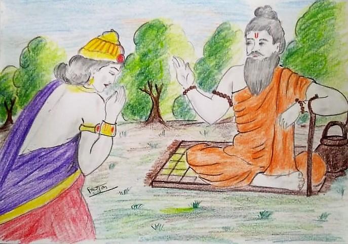 Indra Aur Vritrasur Part3 (इंद्र और व्रित्रसुर भाग -3)