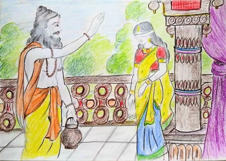 Kauravon Ki Janmkatha (कौरवों की जन्मकथा)