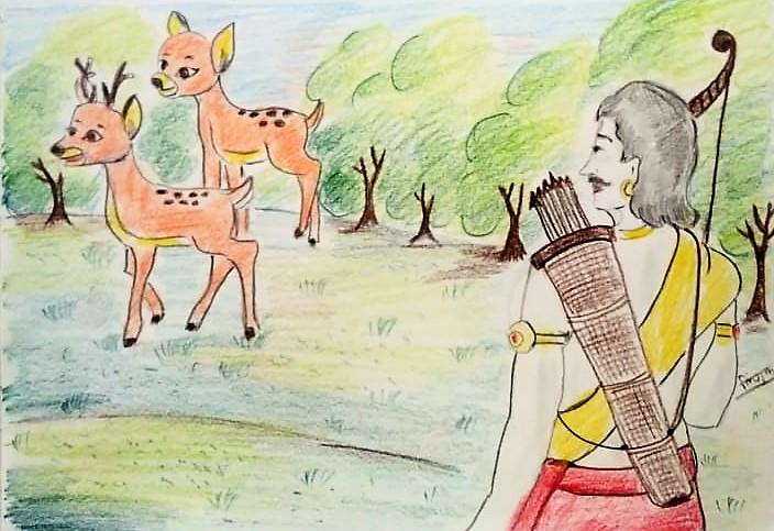 Pandavon Ke Janmkatha (पांडवों के जन्मकथा)