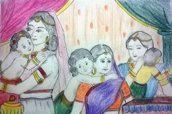 Dhritrashtra, Pandu Aur Vidur Ka Janm