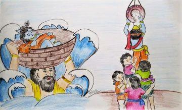Katha Shri Krishna Janm Ki (कथा श्री कृष्ण जन्म की)