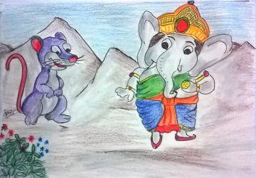 Ganpati Vahan Mushak
