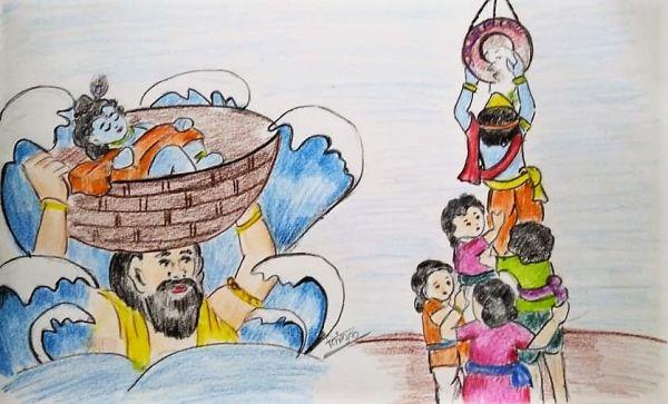 Katha Shri Krishna Janma Ki (कथा श्री कृष्ण जन्म की)