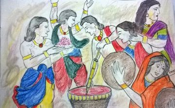 Rangon Ka Tyohar (रंगों का त्योहार)