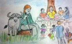 Akal Bardi Ki Bhains