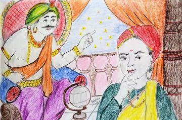 Chatur Tara Ganak (चतुर तारा गणक )