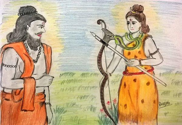 Parshuram Ka Dhanush
