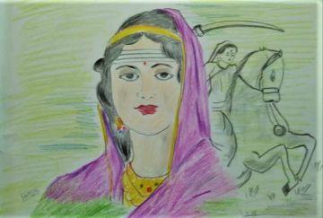 Kittur Rani Chennama (कित्तूर रानी चेन्नम्मा)