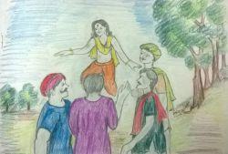 Yayati Ki Swarg Wapsi