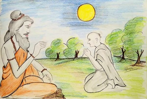 Guru Purnima Ki Kahani (गुरु पूर्णिमा की कहानी)