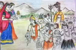 Shiv Parvati Vivah Part-1