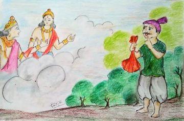 Bunkar Ka Bhagya Part-2 (बुनकर का भाग्य-2 )