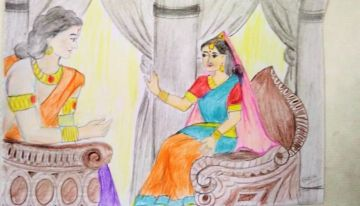 Ram Sita Samvad (राम सीता संवाद)