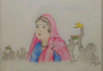 Durga Bhabhi (दुर्गा भाभी)
