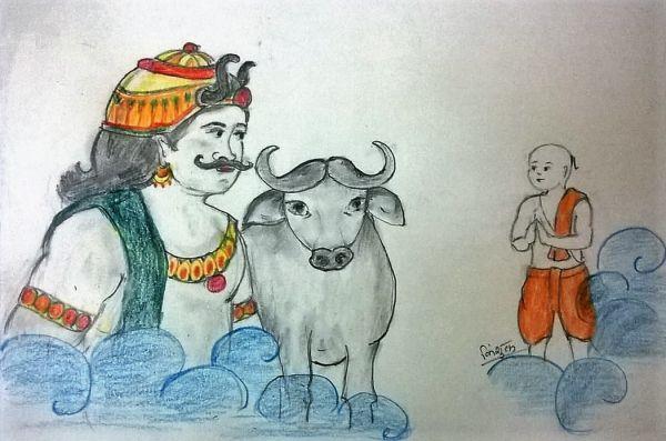 Nachiketa Aur Yamraj