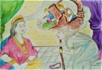 Manthra Ke Katu Vachan-2 (मंथरा के कटु वचन -2)