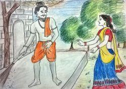 Dashrath Kaushalya Ki Putri Shanta Part-2
