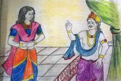 Amba Aur Raja Shalv
