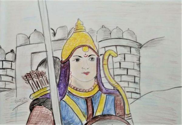 Rani Durgawati (रानी दुर्गावती)