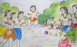 Panduputra Hastinapur Mein (पांडुपुत्र हस्तिनापुर में)
