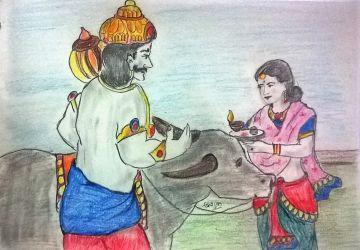 Bhai Dooj (भाई दूज )