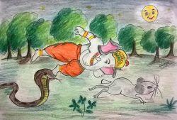 Ekdant Ganesh
