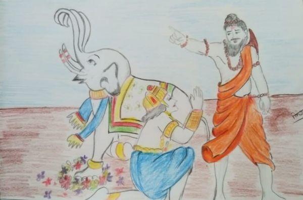 Kurma Aavtar Part-1 (कूर्म आवतार भाग -१)